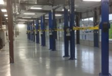 Thumbnail - Auto Shop image - auto shop floor coatings