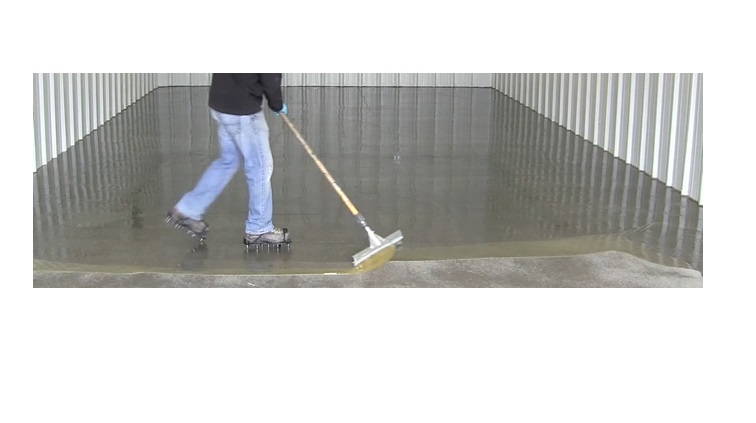 Spartacote Vapor Barrier Epoxy Clear Or Tintable 2 4 Gal